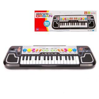 Синтезатор Lezile 32 клавиши, запись, батар.AA*3шт. в компл.не вх., кор.
