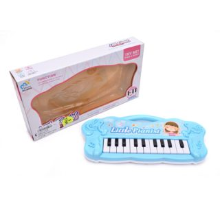 Орган эл. Маленький пианист, звук, эл.пит. 2АА не вх.в комплект