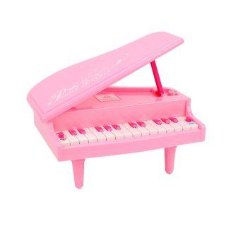 Пианино дет. 24 клав., свет, звук,  бат.в компл.не вх., кор.
