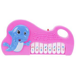 Пианино детское 8 клавиш, бат.AA*2шт. в компл.не вх., в ассорт.