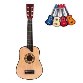 Гитара 25 дюйма, в ассорт., коробка (англ.упак.)