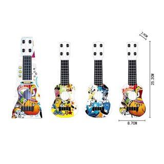 Гитара 4 струны в асс., кор.