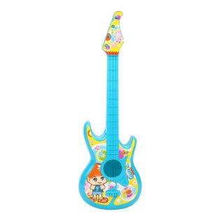 Гитара пластм.49 см, 4 струны, сумка