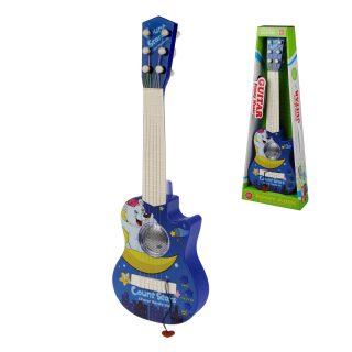 Гитара сенсорная Драйв, режимы рок/классика, свет, звук, эл.пит. АА*3 не вх.в комплект, коробка