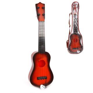 Гитара, 4 струны, 41 см, чехол