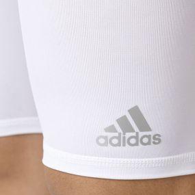 Компрессионные шорты adidas Techfit Base белые