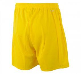 Игровые шорты adidas Parma 16 Shorts жёлтые