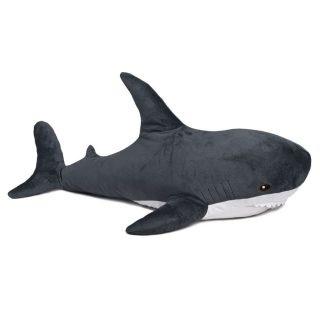 Мягкая игрушка Акула 98 см