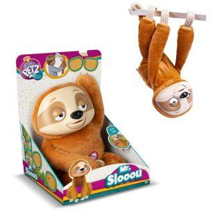 Интерактивная игрушка Funny. Mr. Slooou Ленивец