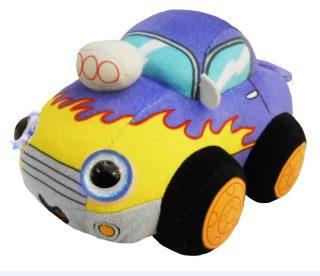 Мягкая игрушка Дразнюка-БИБИ Автомобильчик 15см