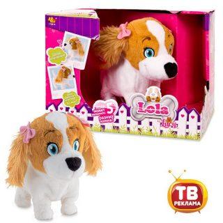 Собака Lola интерактивная (младшая сестра Lucy)