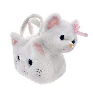 Котенок 18см в сумочке с котенком