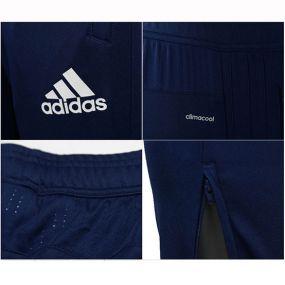 Футбольные штаны adidas Tiro 17 Training Pants тёмно-синие