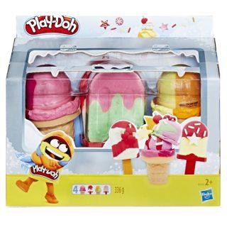 Игр. набор Плей-До холодильник с мороженым