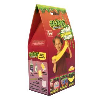 """Набор малый для девочек Лаборатория ТМ Slime"""", желтый, 100 гр."""