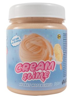 Слайм Cream с ароматом мороженого, 250 г