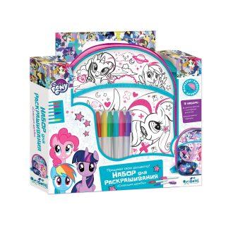 Набор для тв-ва Сумка-рюкзак для раскрашивания My Little Pony