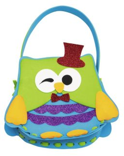 Набор для творчества сумка Веселая сова