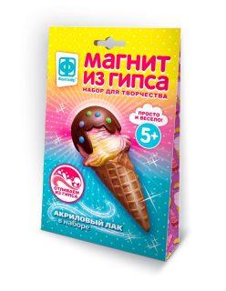 Магнит из гипса В шоколаде
