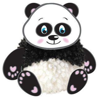 Набор для тв-ва Фигурка из помпона Панда