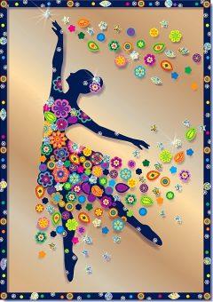 Набор для изг-ния картины Балерина
