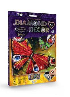 Набор креативного тв-ва Diamond Бабочка