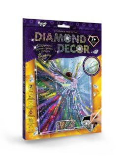 Набор креативного тв-ва Diamond Балерина