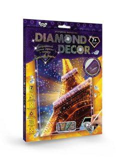 Набор креативного тв-ва Diamond Эйфелева башня