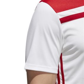 Игровая футболка adidas Regista 18 бело-красная