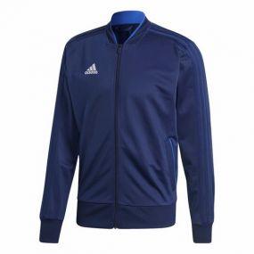Кофта полиэстеровая adidas Condivo 18 тёмно-синяя