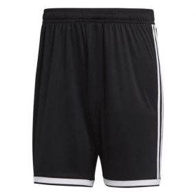 Игровые шорты adidas Regista 18 чёрные