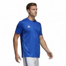Спортивная футболка для тренировок adidas Core 18 синяя