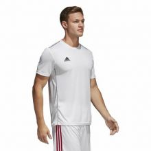 Детская спортивная футболка для тренировок adidas Core 18 белая