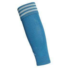 Футбольные гетры adidas Team 18 голубые