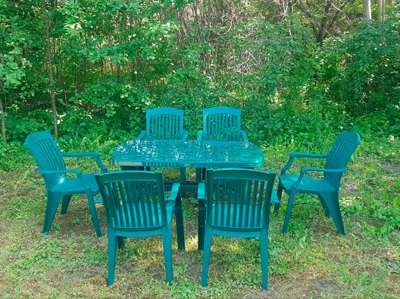 Набор мебели Садовый