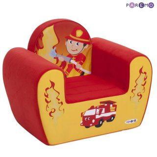 Кресло детское Экшен, Пожарный