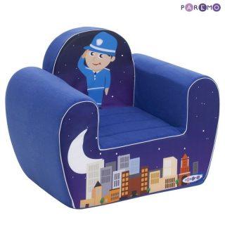 Кресло детское Экшен, Полицейский