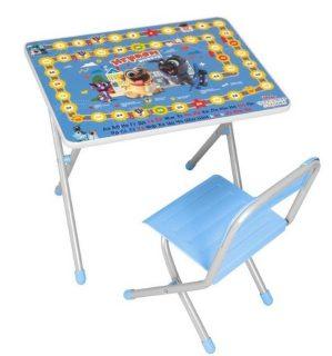 Набор детской складной мебели Дисней Дружные мопсы