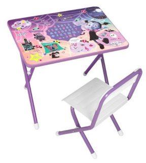 Набор детской складной мебели Дисней Удивительная Ви