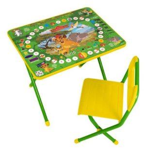 Набор детской складной мебели Дисней Хранитель Лев