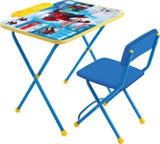 Набор мебели Marvel 2-Человек паук (стол+стул мягк)