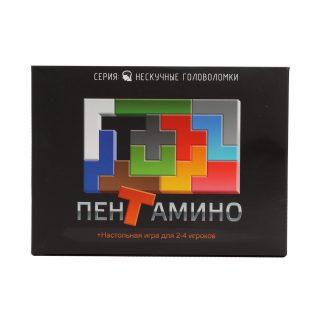 Игра-головоломка Пентамино
