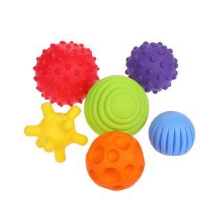 Набор мячиков Тактилики 6 штук