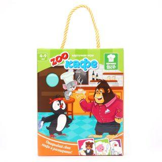 Карточная игра Зоокафе