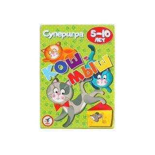 Карточные игры Кош-мыш