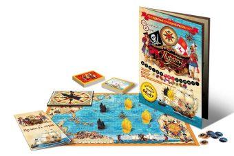 НПИ Пираты, на основе игры 1934 г.!