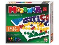 Мозаика 180шт/2поля/6цветов
