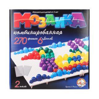 Мозаика 6 цв/270 эл/2 поля