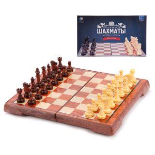 Шахматы классические, поле 24см*21см.