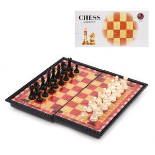 Шахматы магнитные, поле 20*20 см, кор.